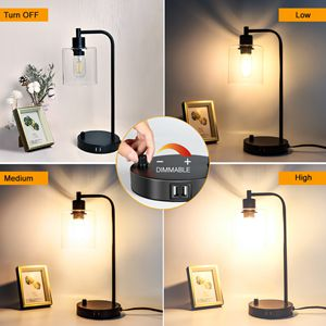 Dimmable Table Lamp