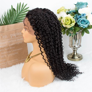 curly lace wigs human hair