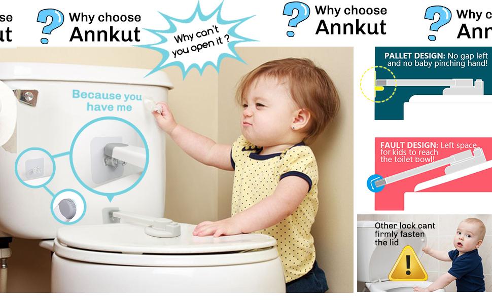 toilet lock for babies