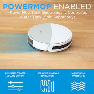 iHome POWERMOP
