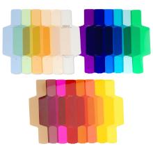 Rogue Flash Gels, color correction gels, lighting filters, CTO, CTB, Plus Green, Neutral Density Gel