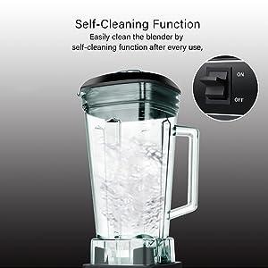 Self-cleaning & Dishwasher Safe