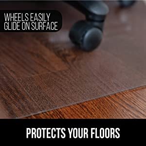 chair mat for hard floor surfaces