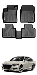 2017 honda floor mats