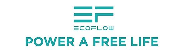 EF ECOFLOW Power a free life