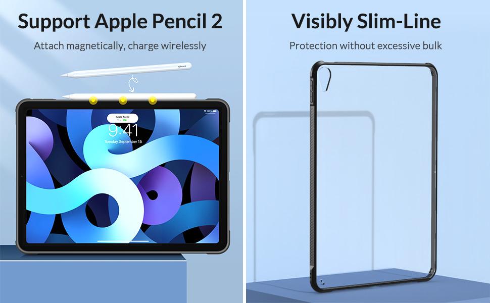 Pencil Adsorbs Straightway
