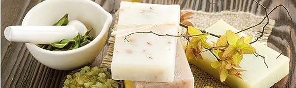handmade soap Papaya