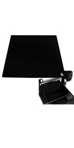3d printer glass bed