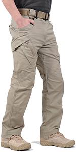 LABEYZON Men's Cargo Pants