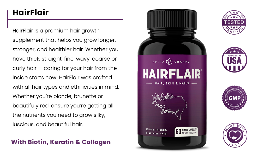 hair growth supplement for women