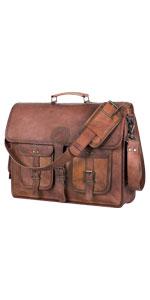 18 inch Handmade Messenger Bags