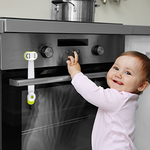 baby proofing cabinet locks