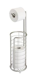 Metal Toilet Tissue Reserve Plus in Satin