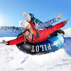 heavy duty inflatable snow tubes snow inner tube snow tube for kids snow sleds and tubes snow tubes