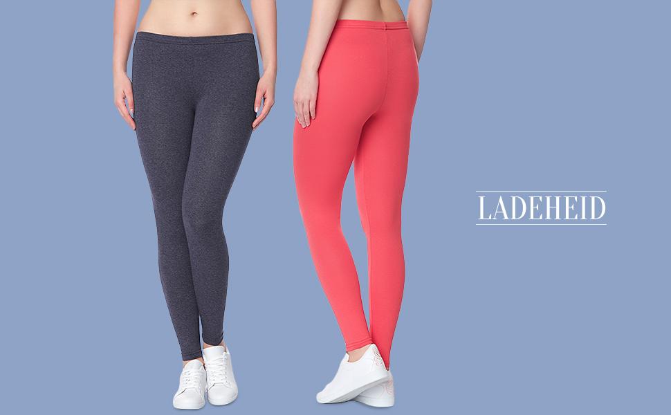 Ladeheid Leggins Pantalones Largos Ropa Deportiva Mujer LAMA02: Amazon.es: Ropa y accesorios