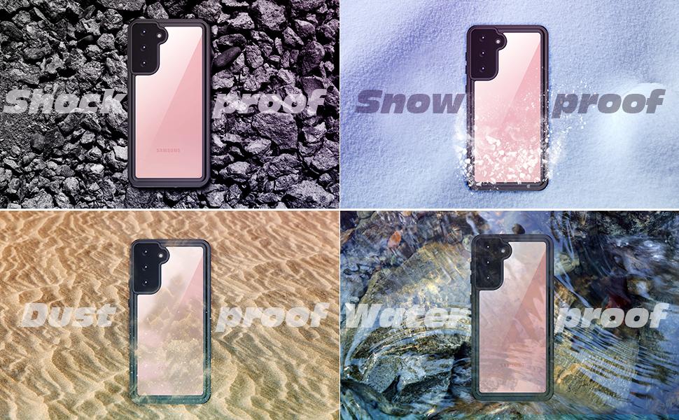 S21 Waterproof case