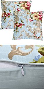matching throw pillow covers