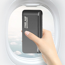 Portable battery packs for family travel, business trip, holiday, vacation.