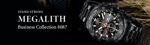 Business watch for men