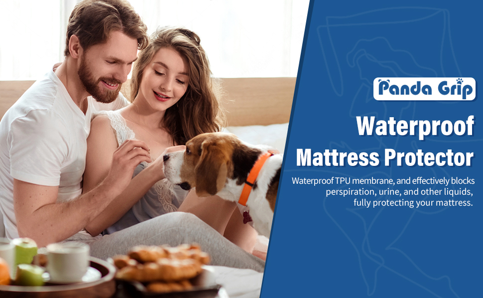 Panda Grip Premium Mattress Protectors Provide Reliable Protection for You and Your Family