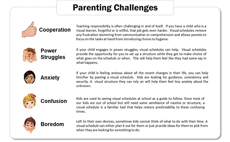 parenting challenges toddlers daily schedules