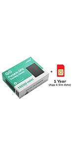Onelap GO - Portable magnetic GPS tracker