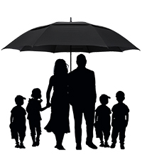 54 inch Golf Umbrella
