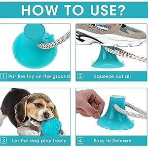 Haustiere Spielen Schlepperspielzeug, sicheres und harmloses Sauger-Kauspielzeug Hundekauspielzeug