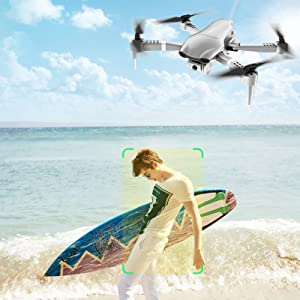 FPV Drone  4DRC F3 GPS Drone 4K with FPV Camera Live Video,Foldable Drone for Adults,RC Quadcopter for Beginners,with Auto Return Home, Follow Me,Dual Cameras,Waypoints, Long Control Range,1 Extra Battery+Pack 5b72090e 9de1 4bbd aaa5 3a1b42144ac3