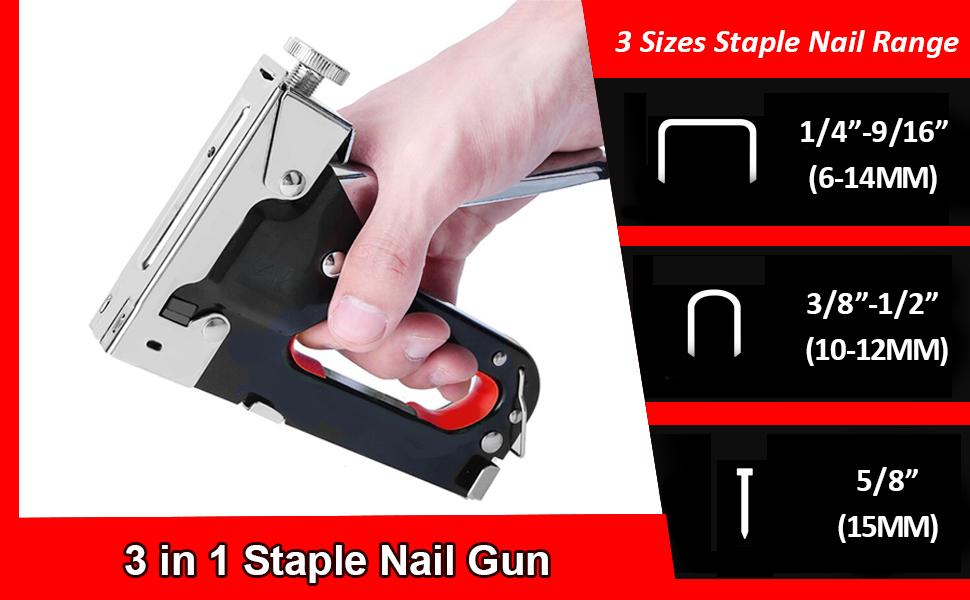 staple gun heavy duty
