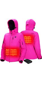 TideWe Heated Jacket for Women