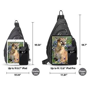 unisex shoulder bag