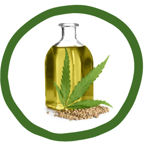 Image of Hemp Seeds and Oil