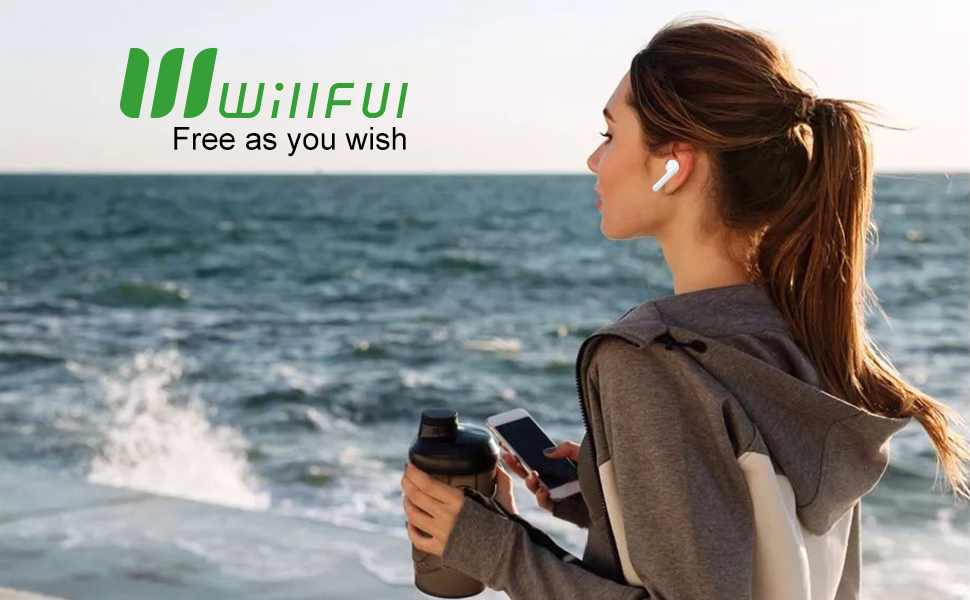 Willful T3 Wireless Earbuds