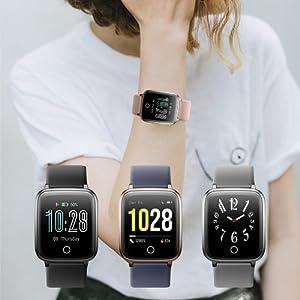 IP68 Waterproof Watch