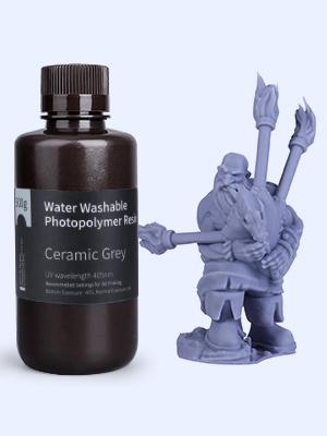 elegoo water washable resin