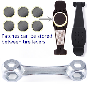 3 in 1 Tire Lever amp; Bone Wrench