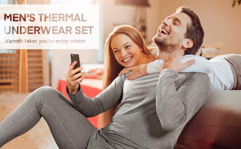 Thermal Underwear for Men1