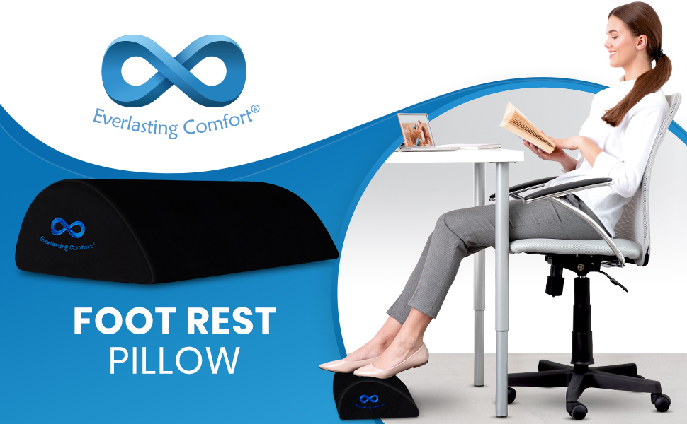 foot rest pillow