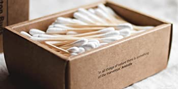 goldrick, cotton buds, natural, sustainable, gift, plastic free, natural living, bamboo, toothbrush
