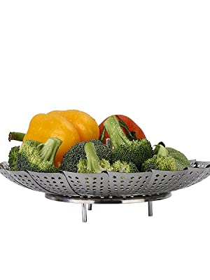 steaming basket