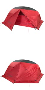 KeenFlex Tienda de campaña para 2 Personas de Doble Capa ...