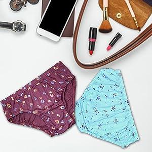 Panty for women short comfortable innerwear underwear undergarment