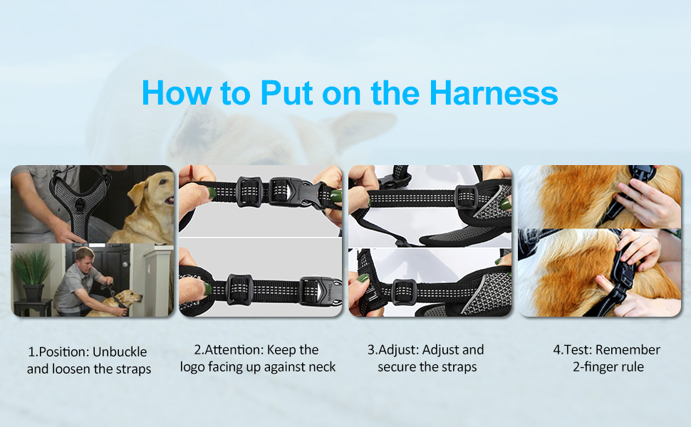 Dog Vest Harness