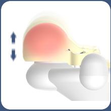 Masajeador Cervical Shiatsu 3D Masajeador Eléctrico de Espalda con ...