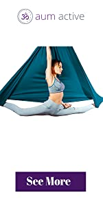 aerial yoga hammock swing aerial silks sensory therapy inverted inversion antigravity back pain