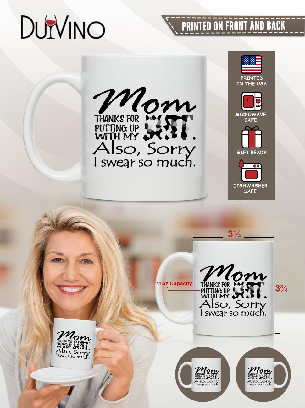 Mom Thanks Mug EBC