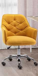 accent rolling chair