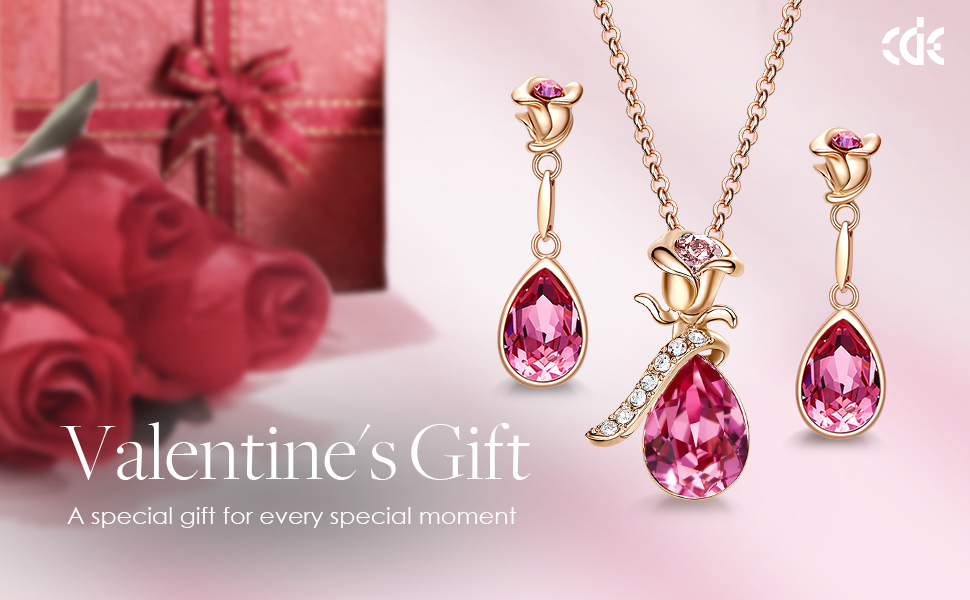 jewelry sets for women women Valentine gifts mom Valentine gifts gifts for Valentine