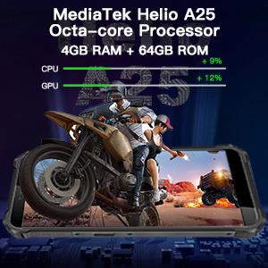 4GB RAM+64GB ROM